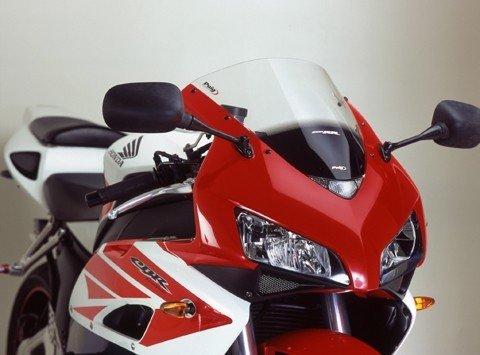 Plexi štít PUIG Standard Honda CBR 1000 RR (04-07) Červená (R)
