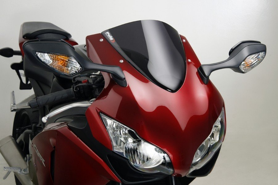 Plexi štít PUIG Standard Honda CBR 1000 RR (08-11) Červená (R)