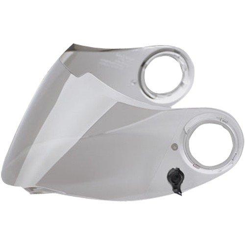 Náhradní hledí stříbrné zrcadlové SCORPION EXO-1000/EXO-500