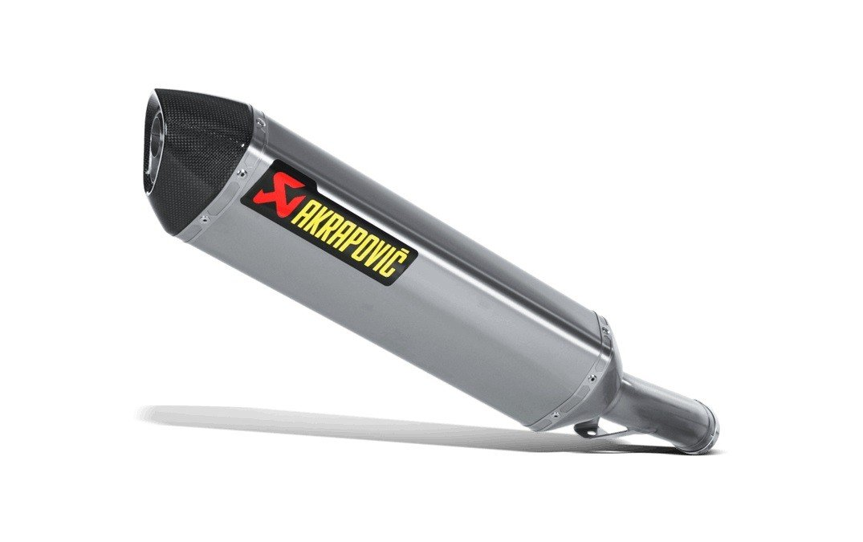 Akrapovič Slip-On Line Titanium Suzuki GSX 650F/GSF 650/1250 Bandit (07-16)