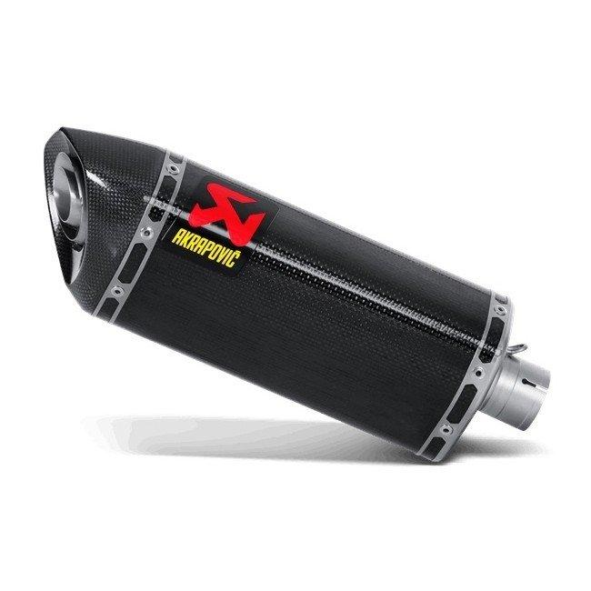 Akrapovič Slip-On Line Carbon Yamaha YZF-R6 (08-09)