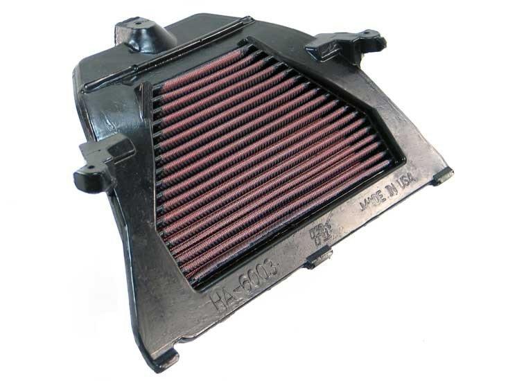 Vzduchový filtr pro motocykly Honda K&N HA-6003
