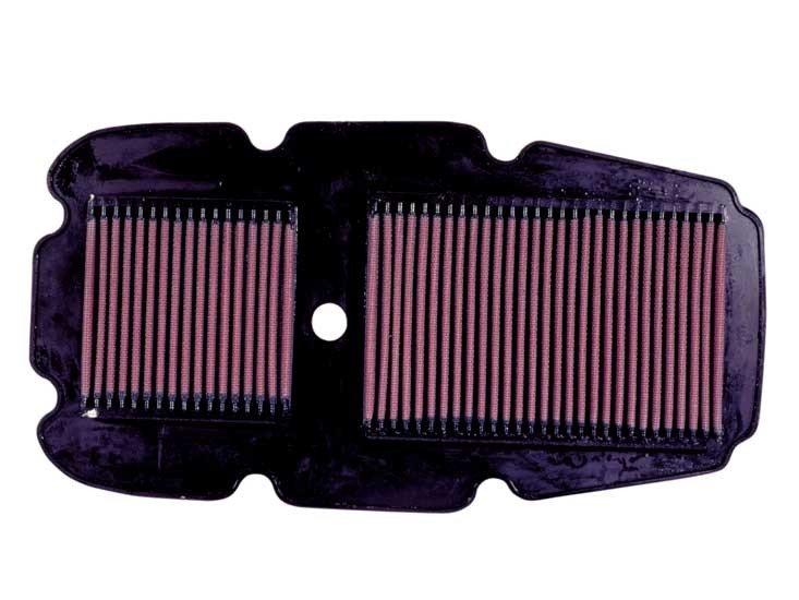 Vzduchový filtr pro motocykly Honda K&N HA-6501