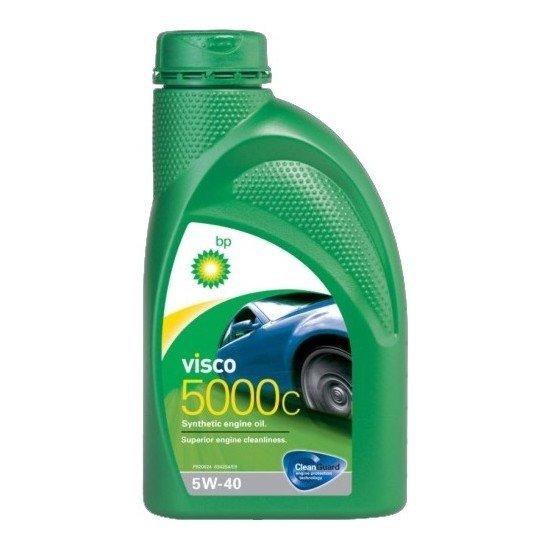 Syntetický motorový olej BP Visco 5000 C 5W-40 1L