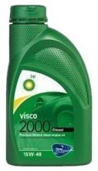 Minerální motorový olej BP Visco 2000 Diesel 15W-40 1L