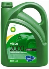 Minerální motorový olej BP Visco 2000 15W-40 4L