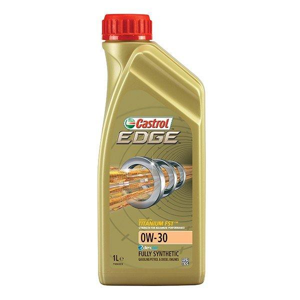 Plně syntetický motorový olej CASTROL Edge 0W30 Titanium FST 1L