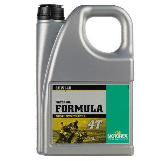 Motorex Formula 4T 10W-40, 4 l