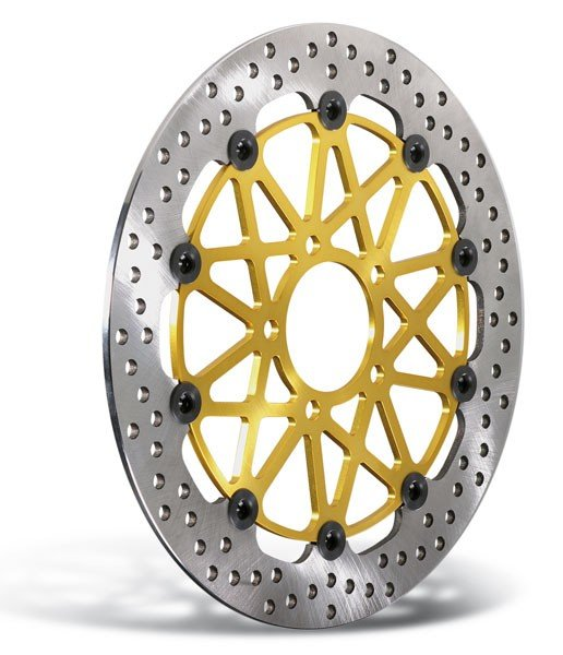 Brembo Monster S4 R, S4 RS (03-08) SuperSport Disc