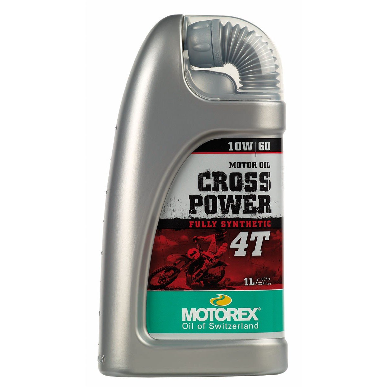 Motorex CROSS POWER 4T 10W-60, 1 l Cross Power 4T 10W60 1L