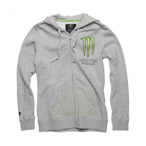 One Mikina Monster Lady Patrie Grey S