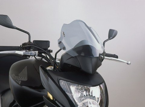 "Puig 4357 Windscreens ""Naked New Generation"" Honda CB 600F Hornet (07-10) Čirá (W)"
