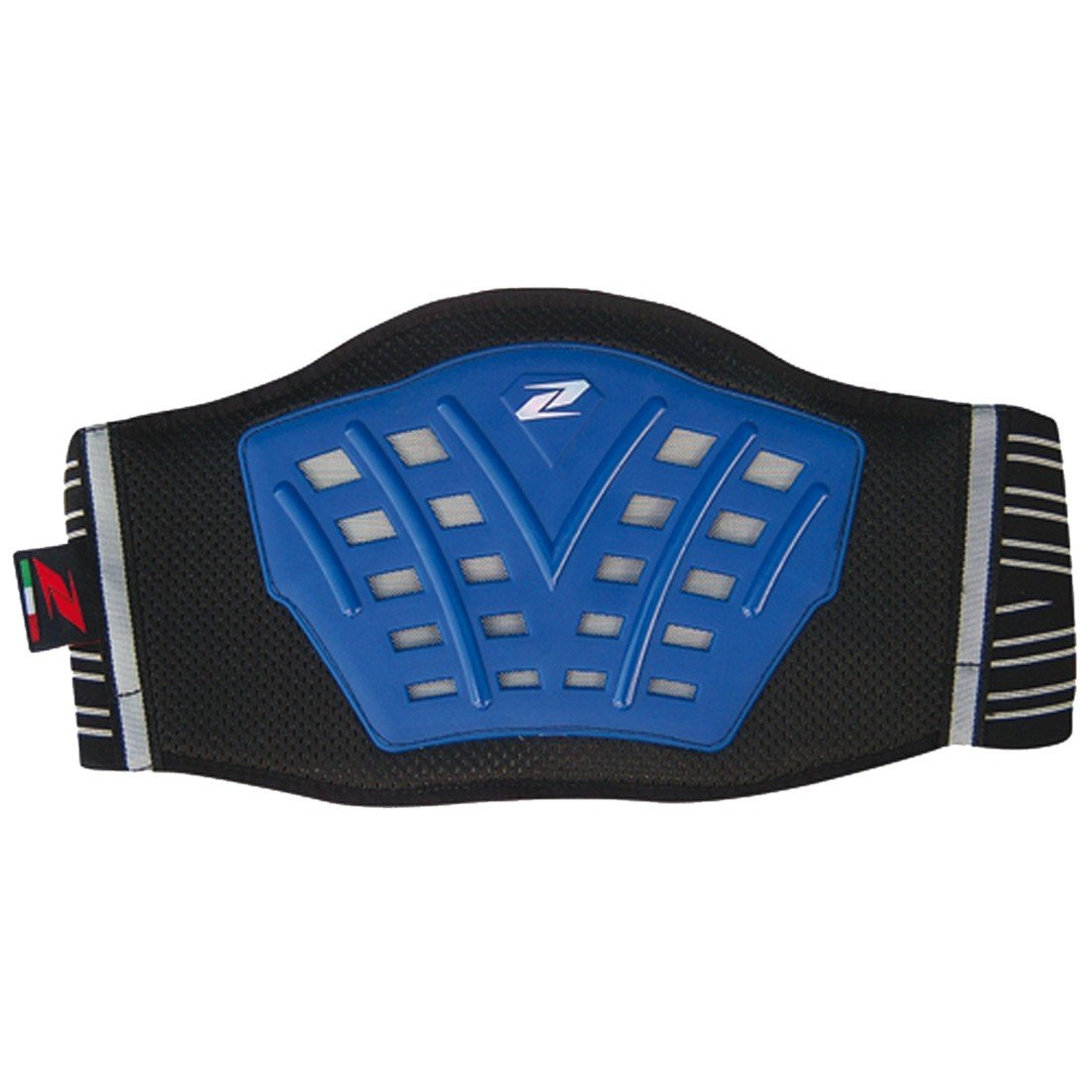 ZANDONA Kidney Belt Cross Blue L
