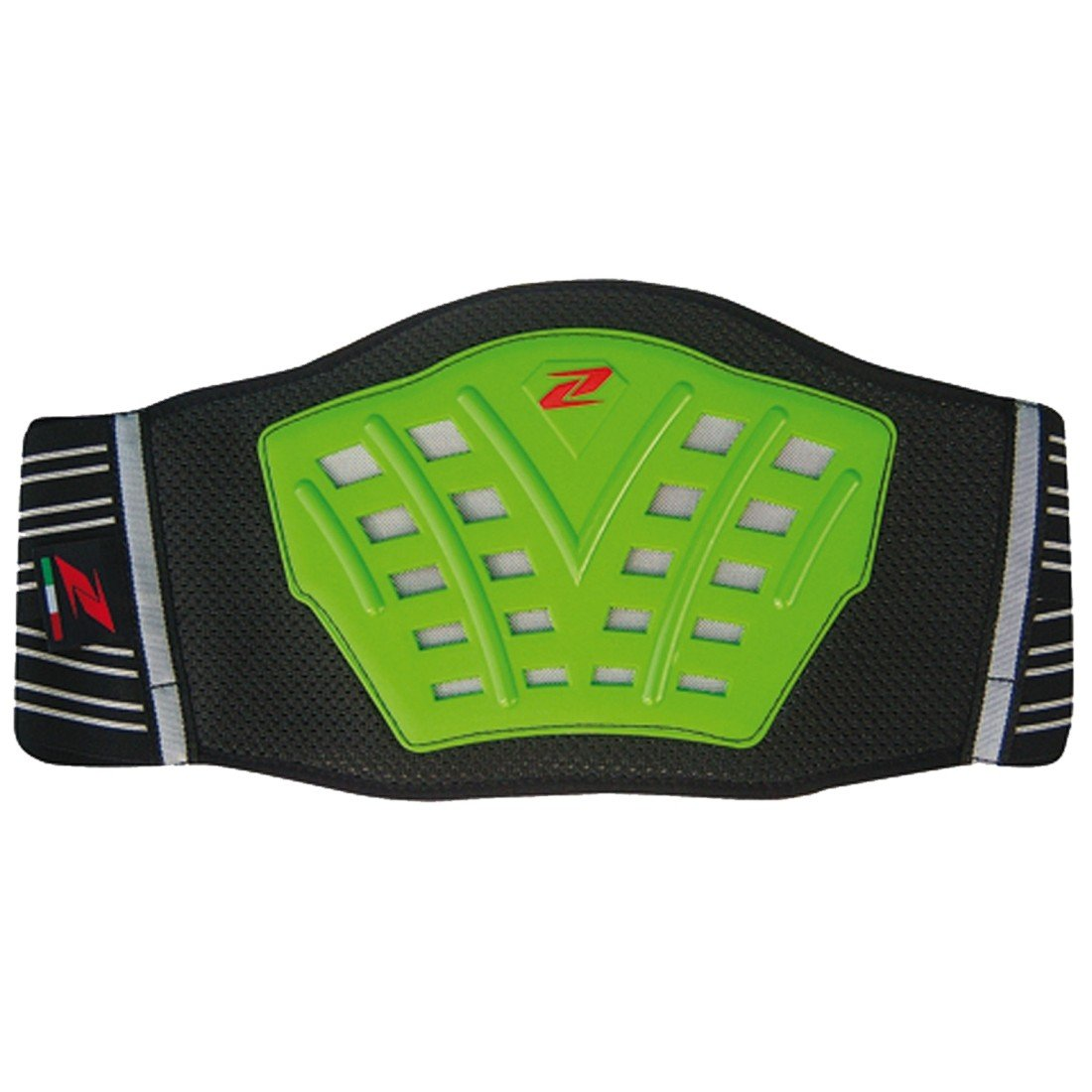 ZANDONA Kidney Belt Cross Green L