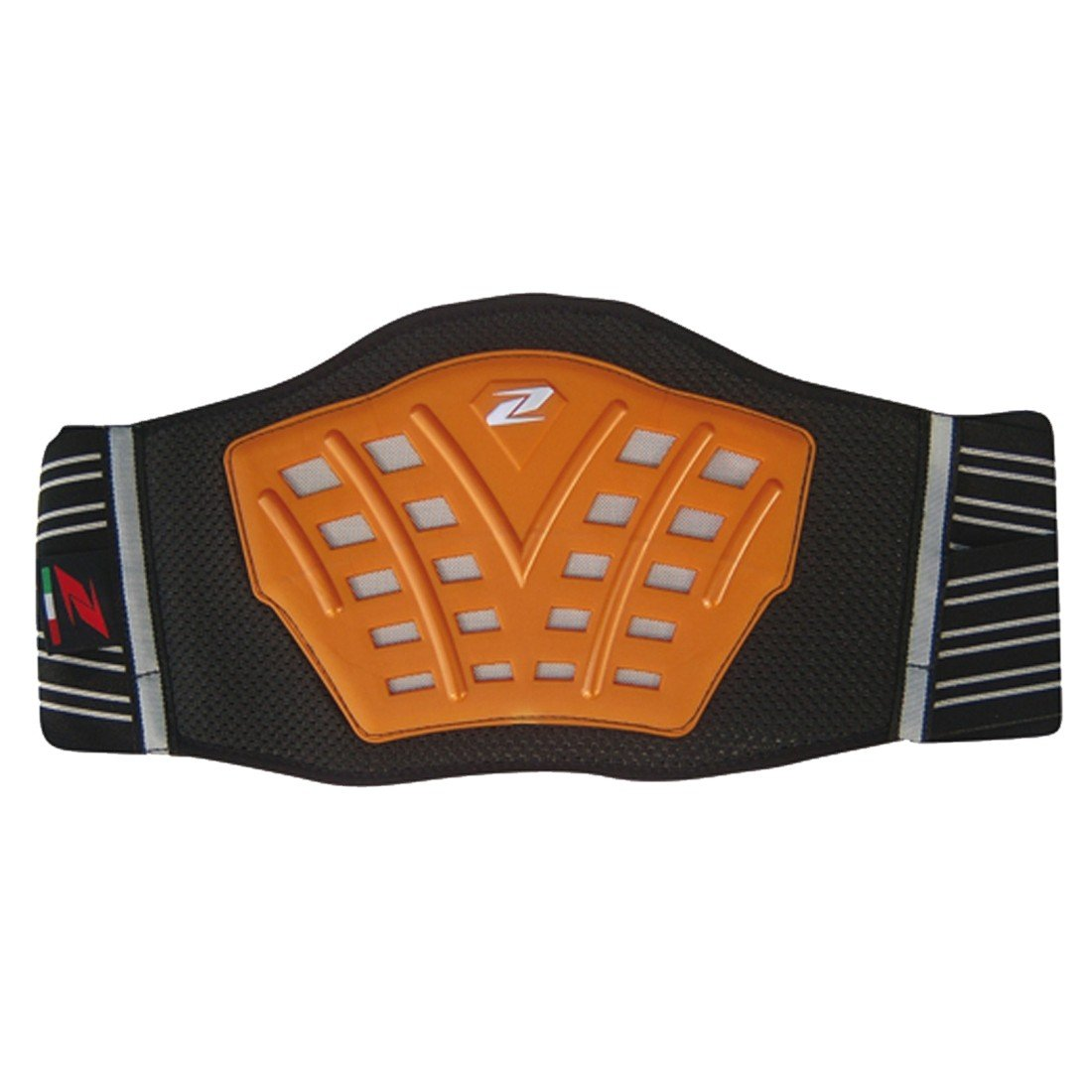 ZANDONA Kidney Belt Cross Orange L