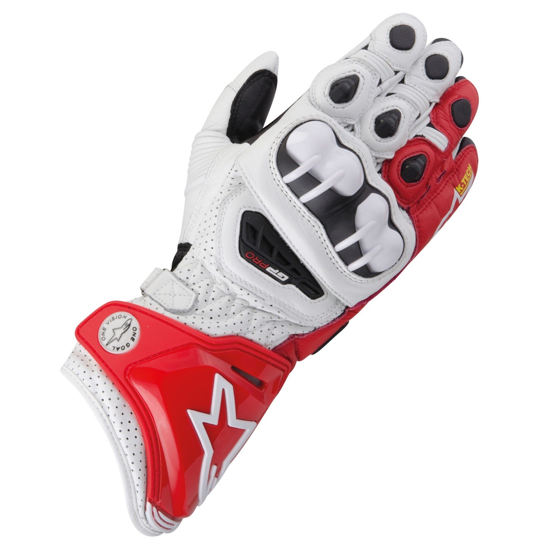 Alpinestars GP PRO P-Pro White/Red M