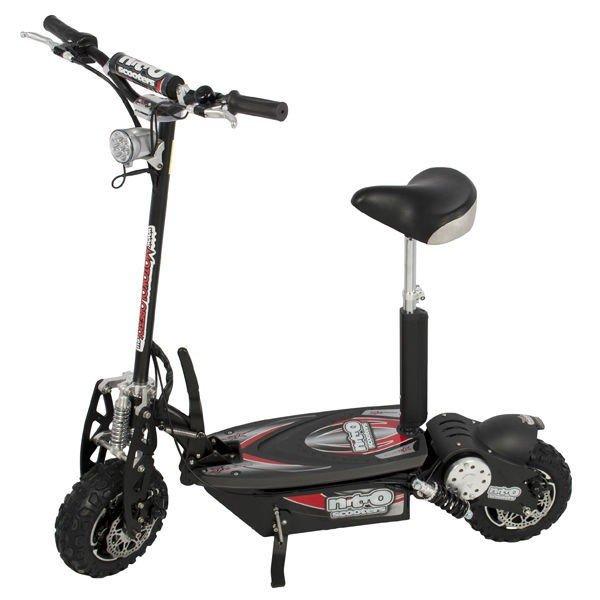 Elektrická koloběžka Nitro scooters XE1200 All Road univerzální