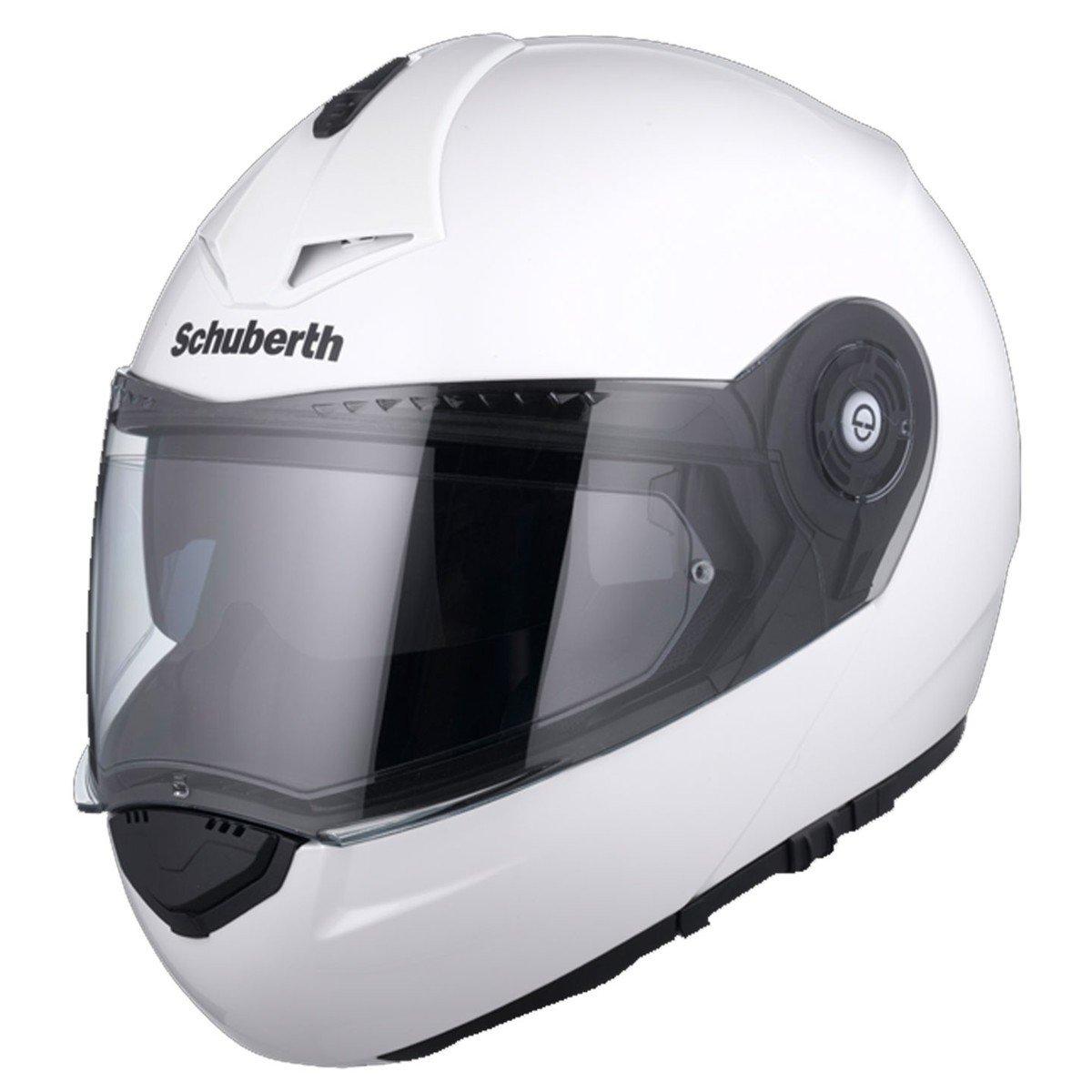 Schuberth C3 Pro Glossy White M (56/57)