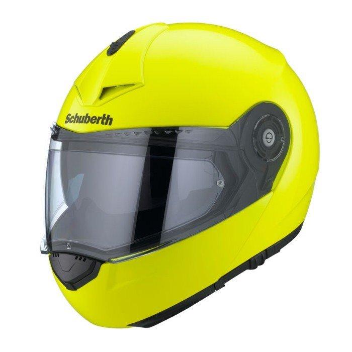 Schuberth C3 Pro Fluo Yellow XXL (62/63)