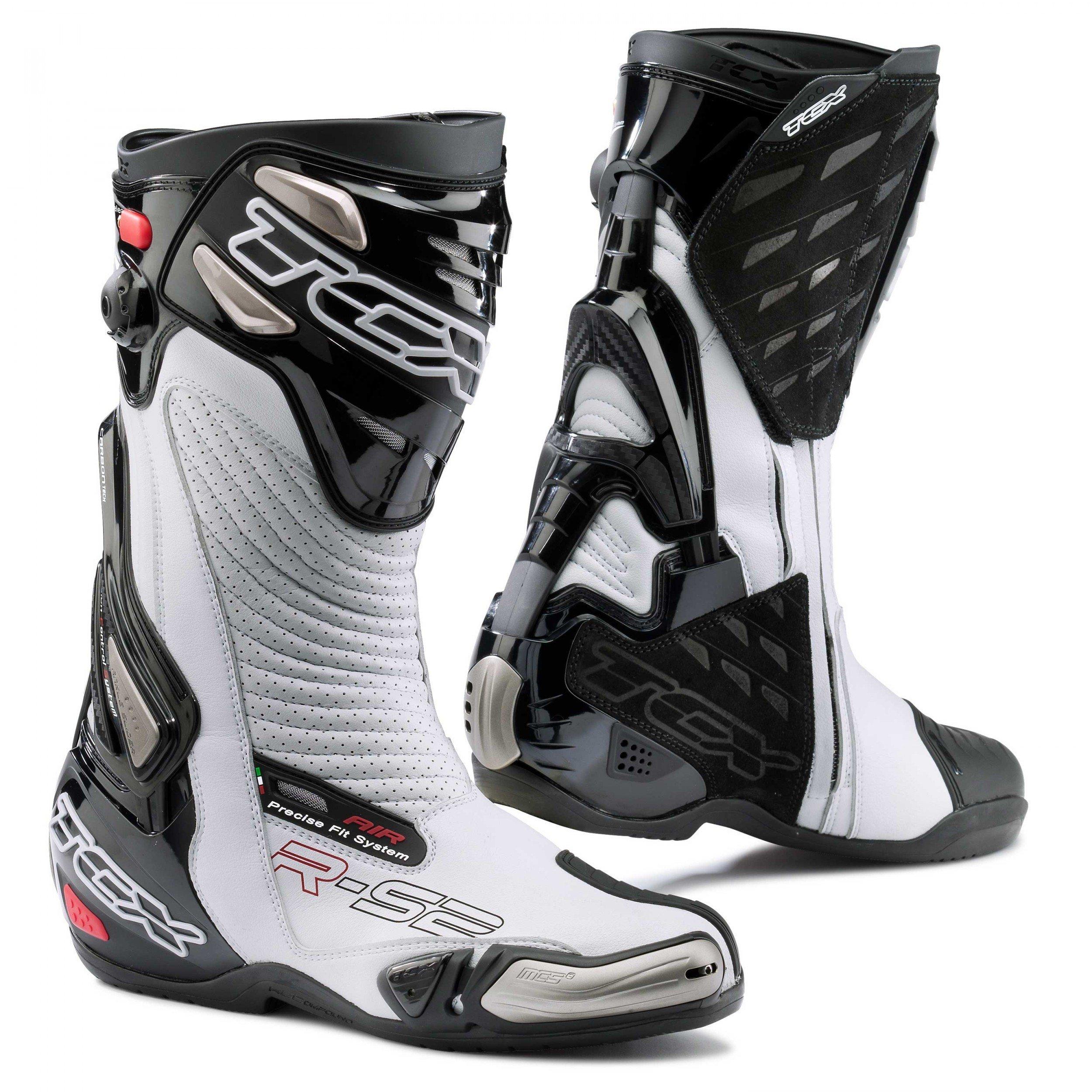TCX RS2 White/Black 43