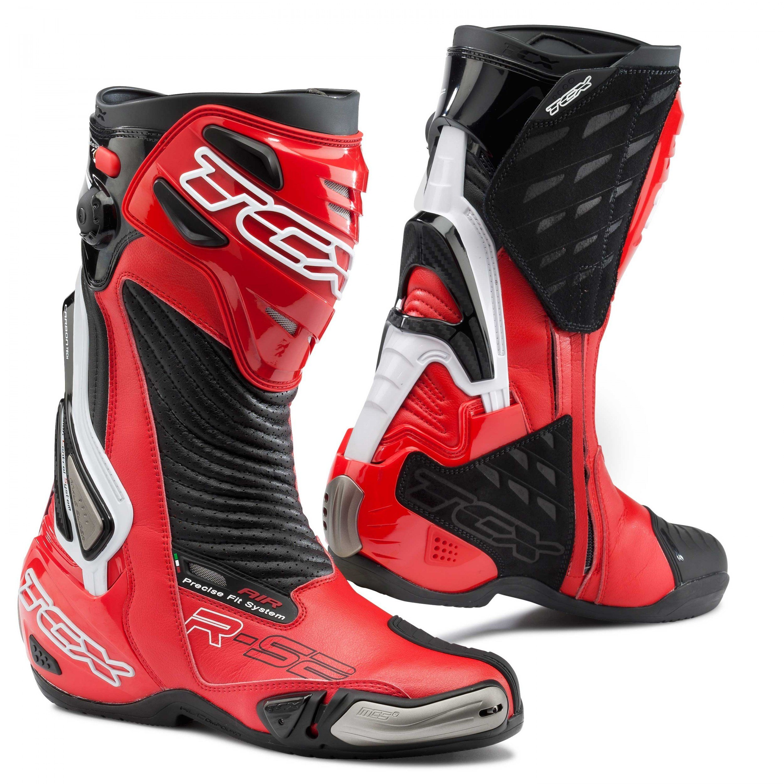 TCX RS2 Red/Black 43