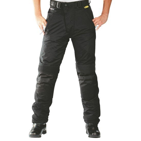 Dámské motocyklové kalhoty ROLEFF RO 455 Taslan Lady (černé) S