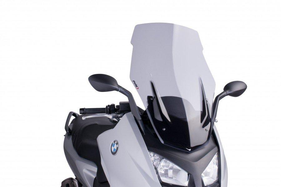"Puig 6785 Windscreens ""V-Tech Line"" BMW C600 Sport (12-13) Čirá (W)"
