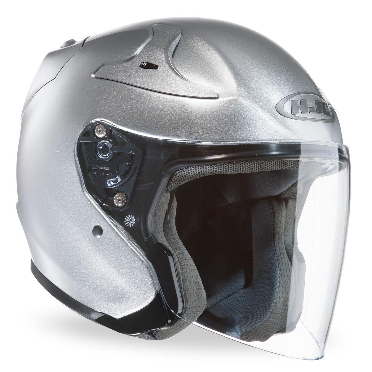 HJC RPHA JET Metal CR Silver XS (53/54)
