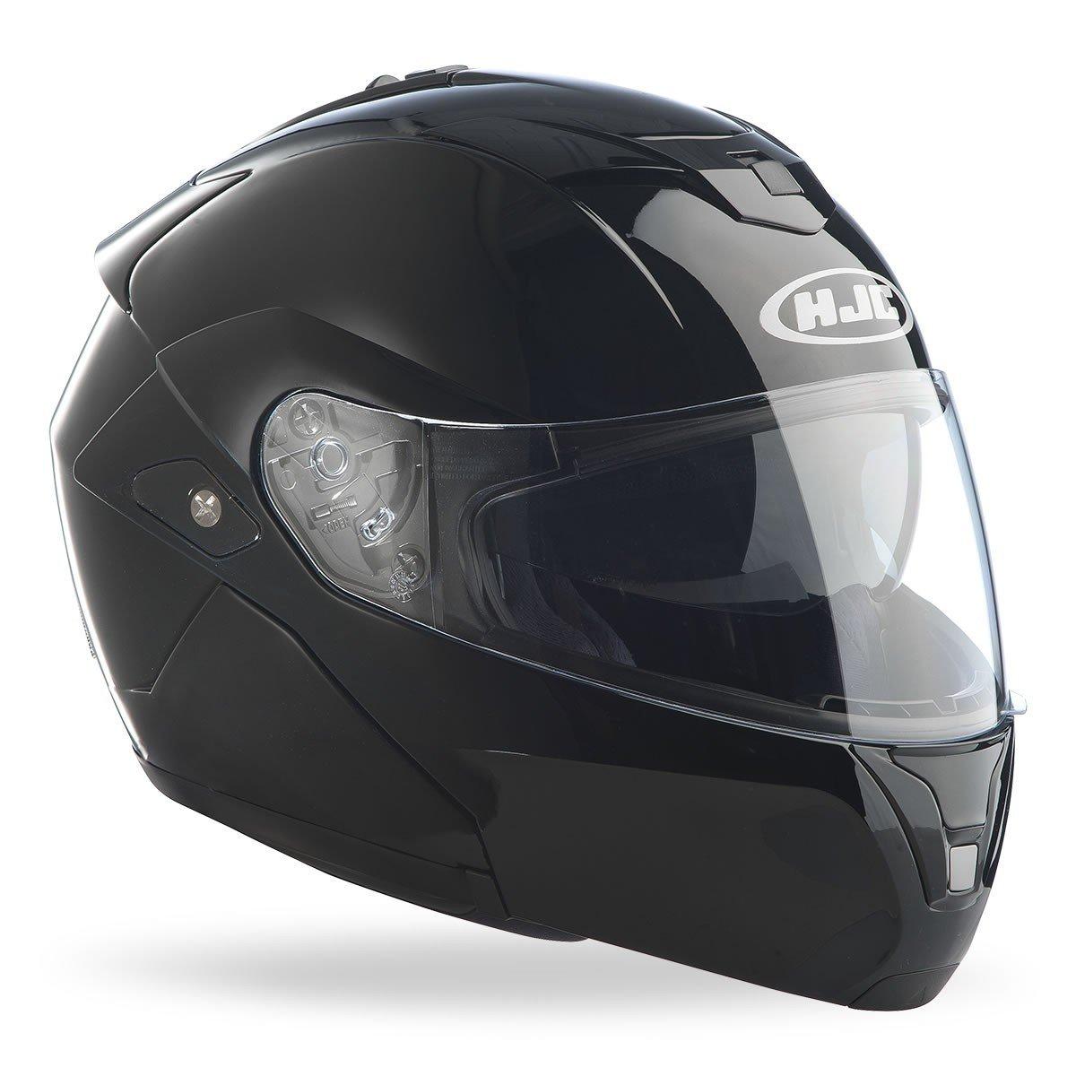 HJC SY-MAX 3 Metal Black S (55/56)