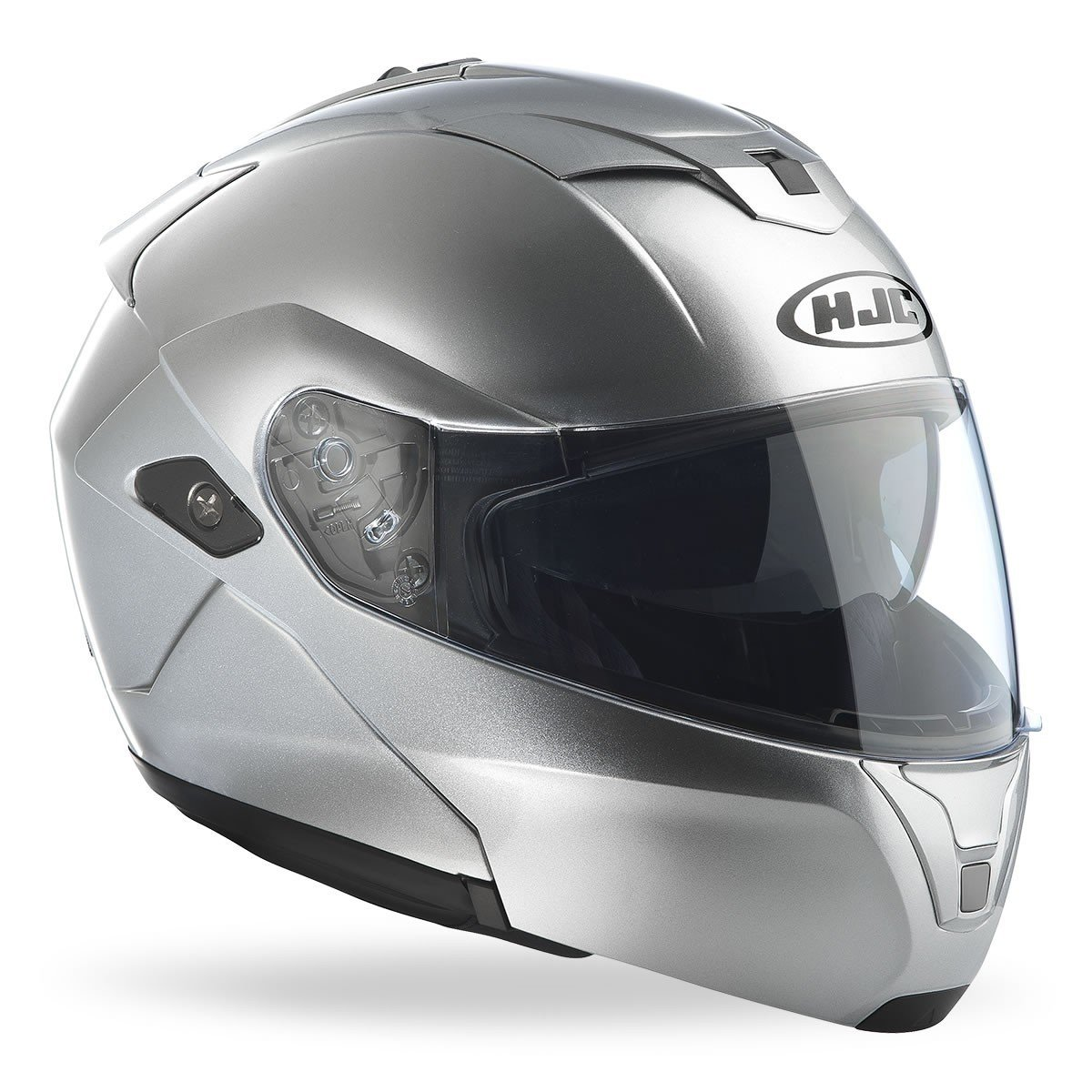 HJC SY-MAX 3 Metal CR Silver XL (61/62)