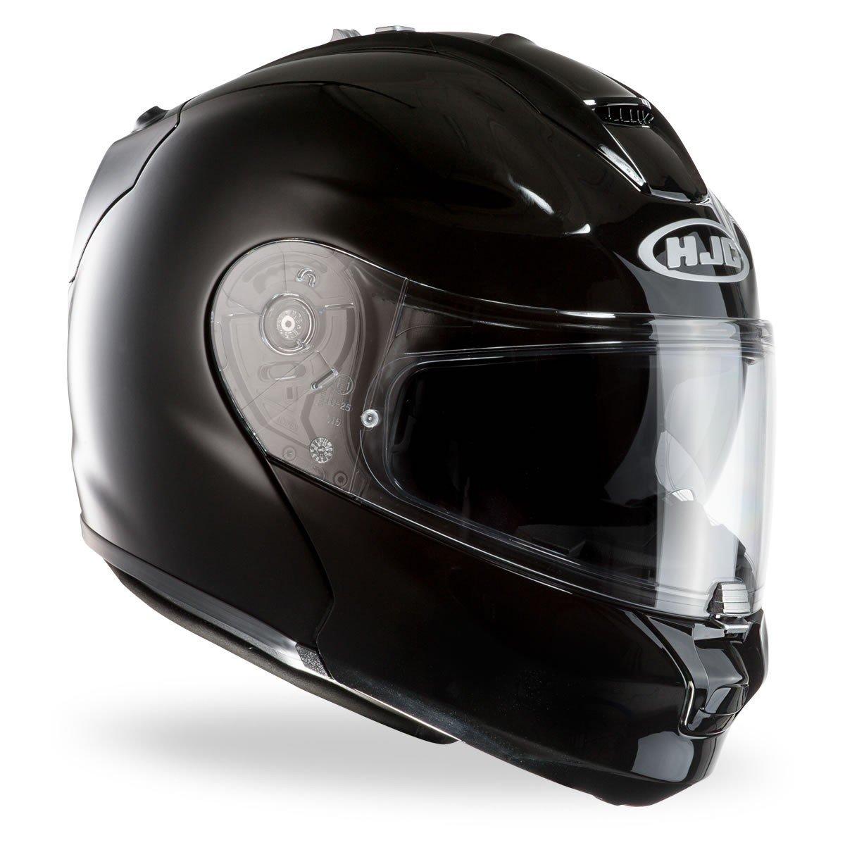 Výklopná motocyklová přilba HJC RPHA MAX Evo Metal (černá) XS (53/54)