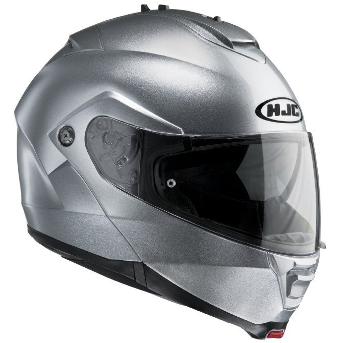 HJC IS-MAX II Metal CR Silver XS (53/54)