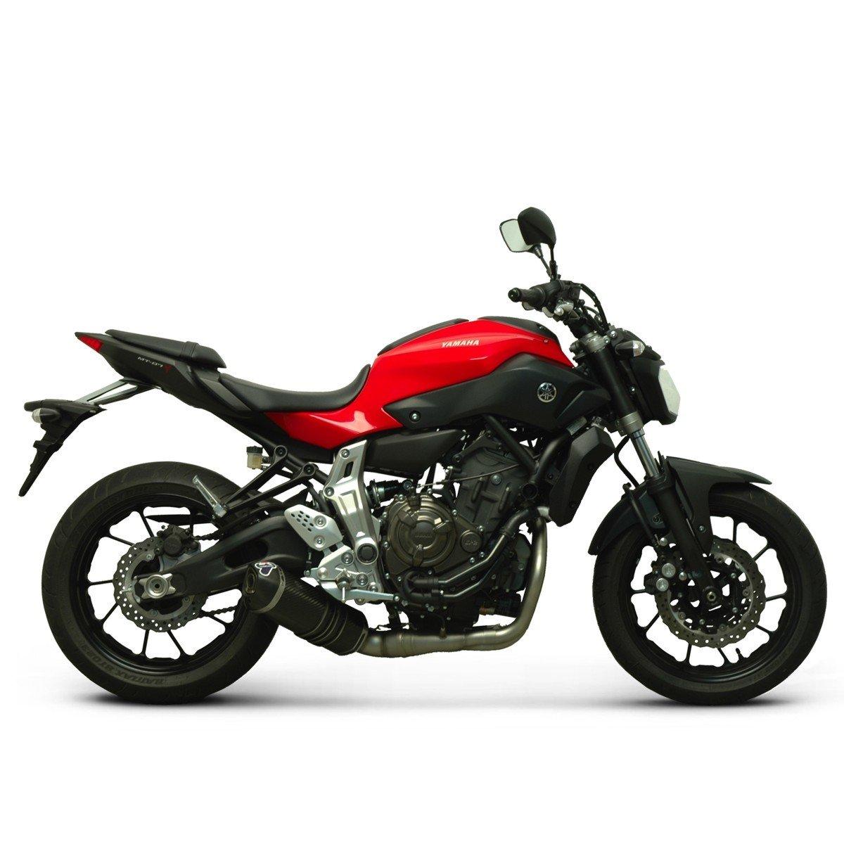Termignoni Homologated Carbon Exhaust System Yamaha MT-07 (14)