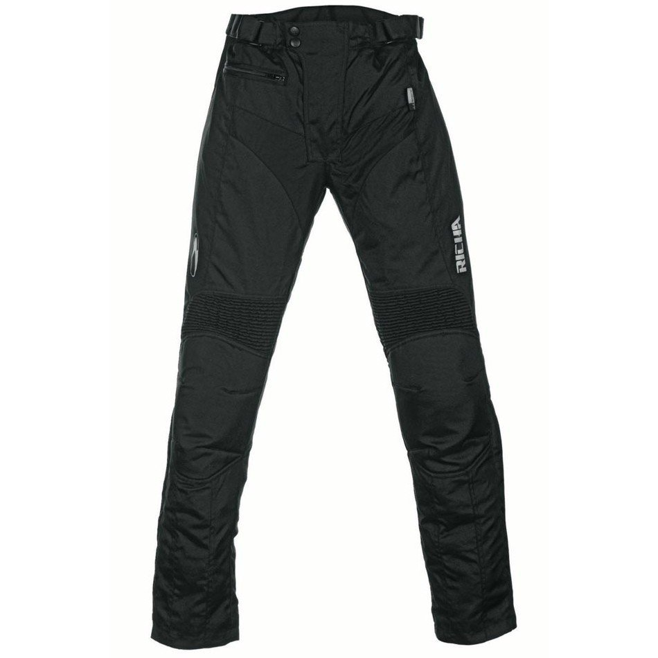 Dámské textilní kalhoty RICHA Everest (černé) XS