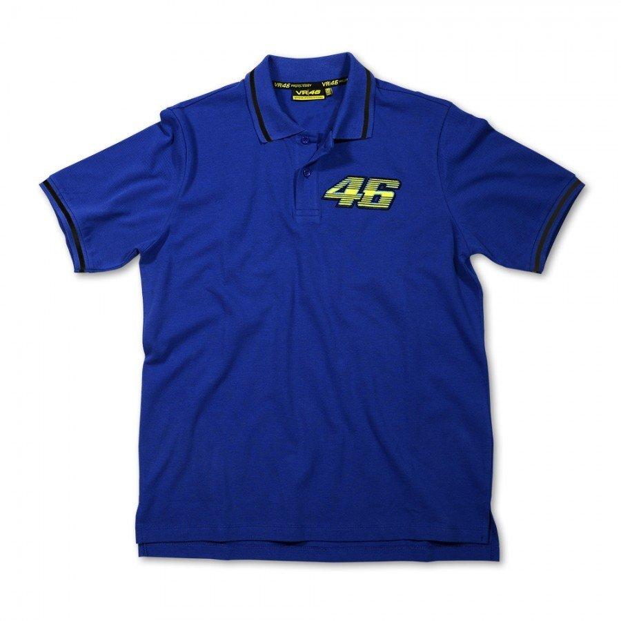 Vr46 Pánská polokošile Valentino Rossi M