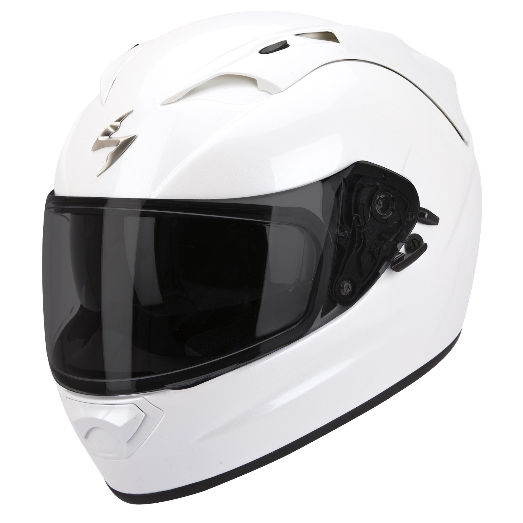 Scorpion EXO 1200 AIR Solid White L (59/60)