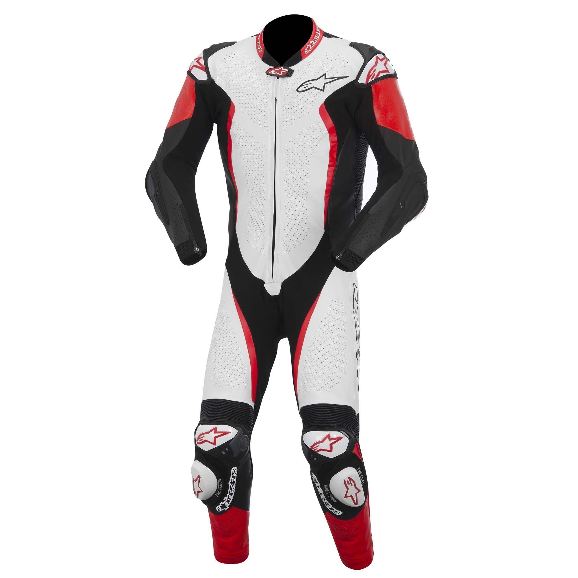 Alpinestars GP Tech Black/White/Red (2015) 52