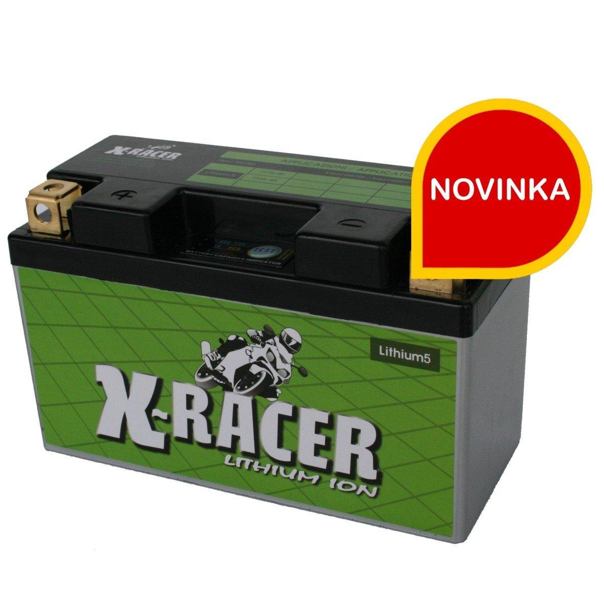 X-RACER Lithium5