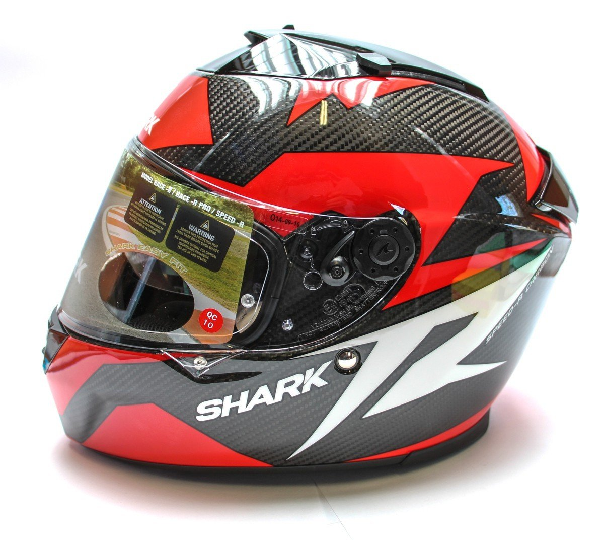 Shark Speed-R 2 CARBON RUN XL (61/62)
