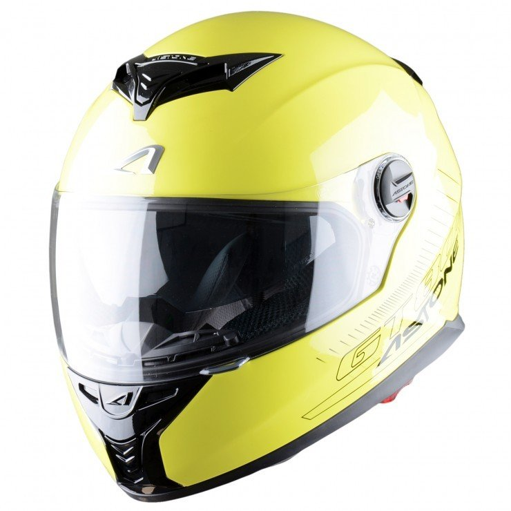 Astone GT800 Solid Yellow Fluo XS (53/54)