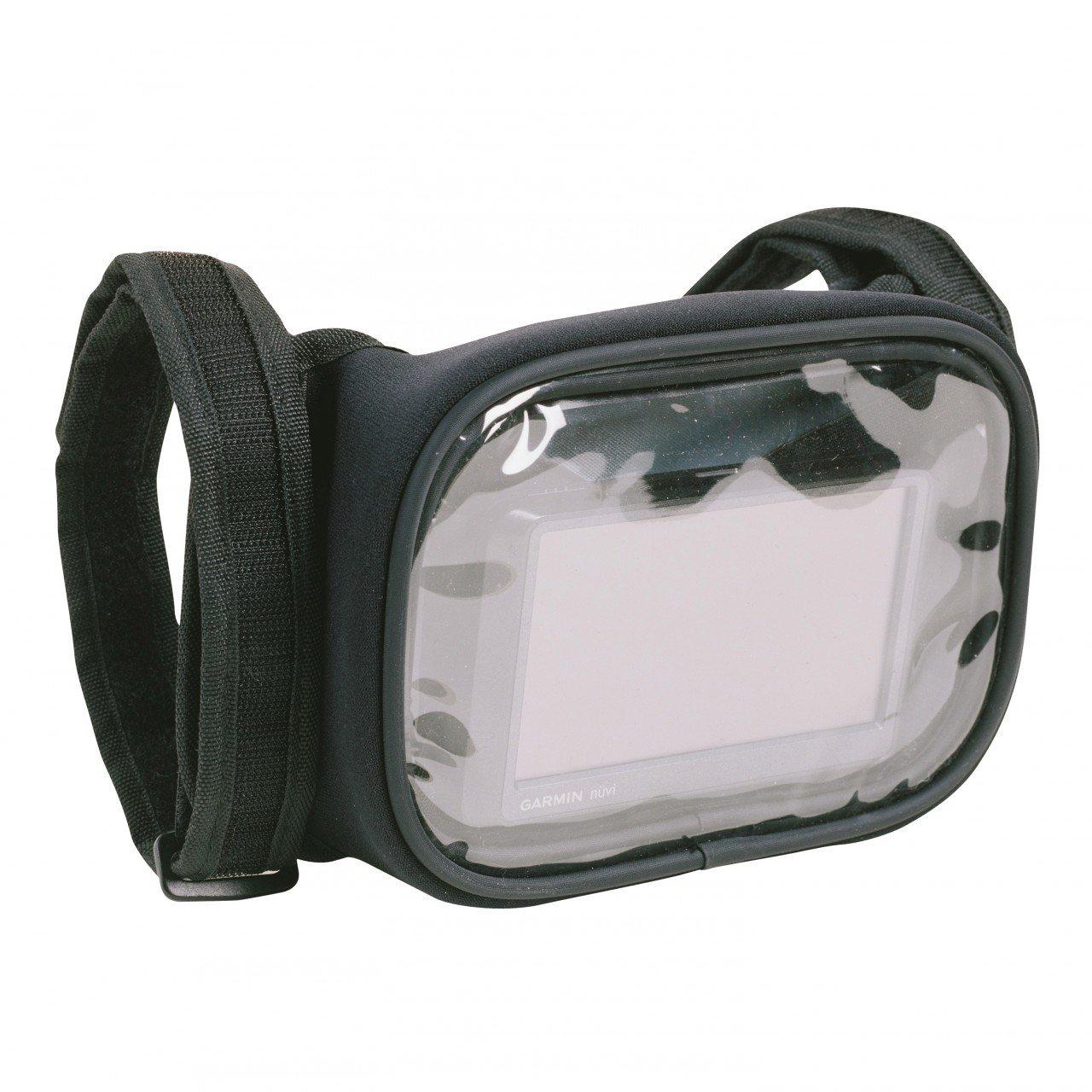 Voděodolné pouzdro na GPS navigace OXFORD Strap Nav (černé)