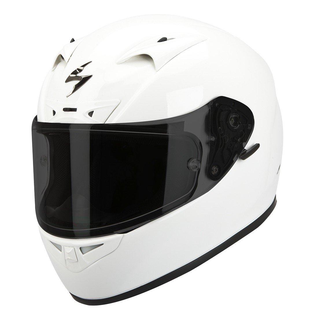 Scorpion EXO 710 AIR Solid bílá L (59/60)