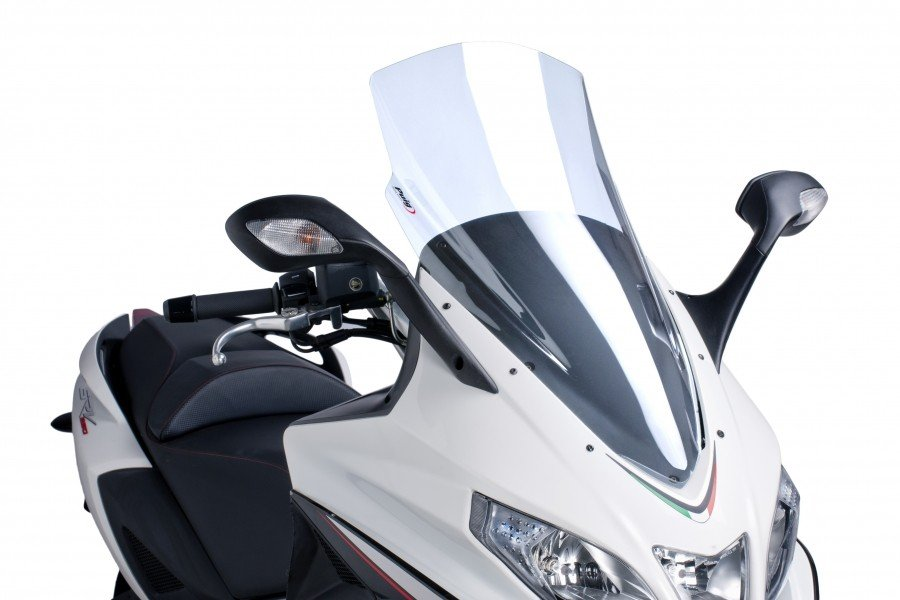 "Puig 6030 Windscreens ""V-Tech Line Touring"" Aprilia SRV 850 (12-15) Černá (N)"