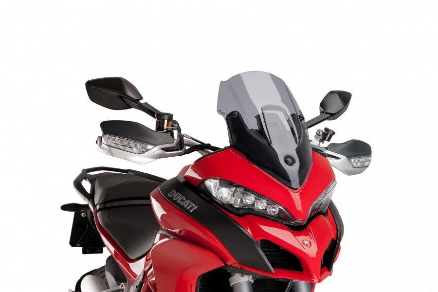 Puig 7622 Racing Screens Ducati Multistrada 1200/1200 S (15-16) Čirá (W)