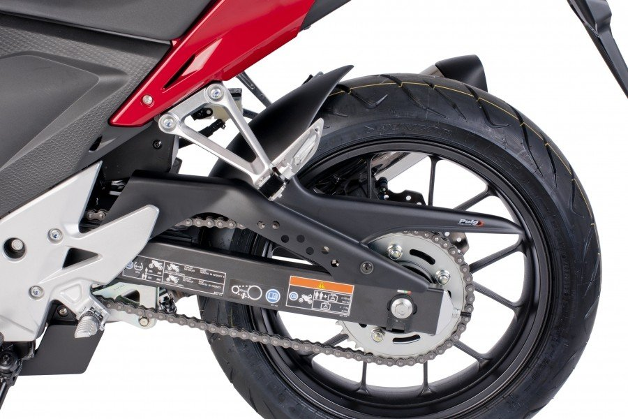 Puig 6354 Rear Fenders Honda CB 500F/X (13-15) Karbonová (C)
