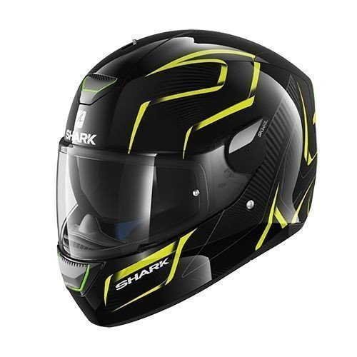 Shark Skwal FLYNN /Yellow/Anthracite L (59/60)