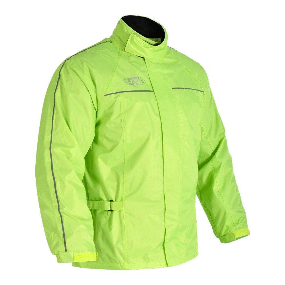 Oxford Rain Seal Jacket Yellow (bunda do deště) S