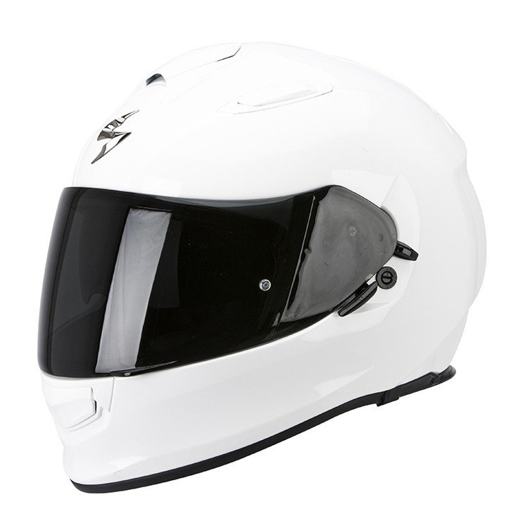 Scorpion EXO 510 AIR Solid White XS (53/54)