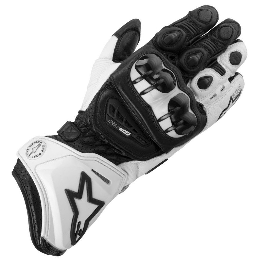 Alpinestars GP PRO P-Pro White/Black S