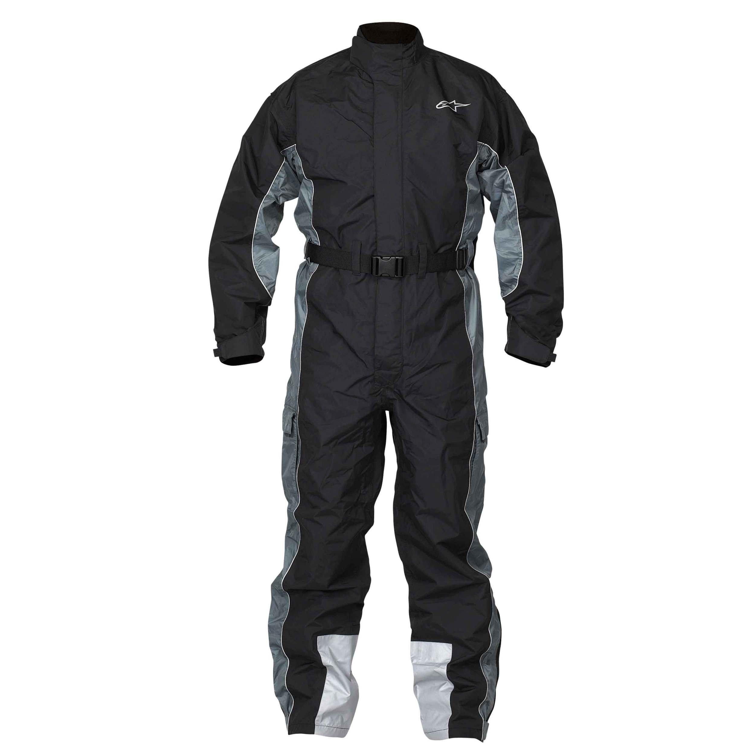 Alpinestars El Nino Rain Suit 1PC Black S